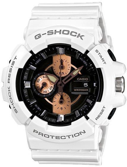 Мужские часы Casio GAC-100RG-7AER + ПОДАРОК: Держатель для телефонa L-301