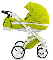 Универсальная коляска 2 в 1 Зеленый Mioobaby Zoom Emotion Green