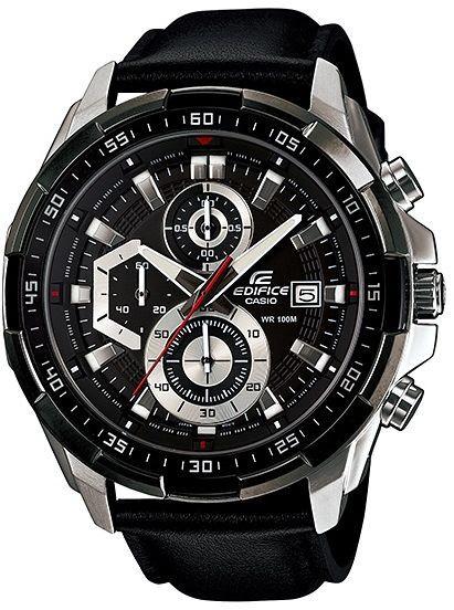 Наручные часы Casio EFR-539L-1AVUDF + ПОДАРОК: Держатель для телефонa L-301