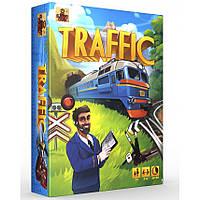 Настольная игра для детей Трафик для всей семьи