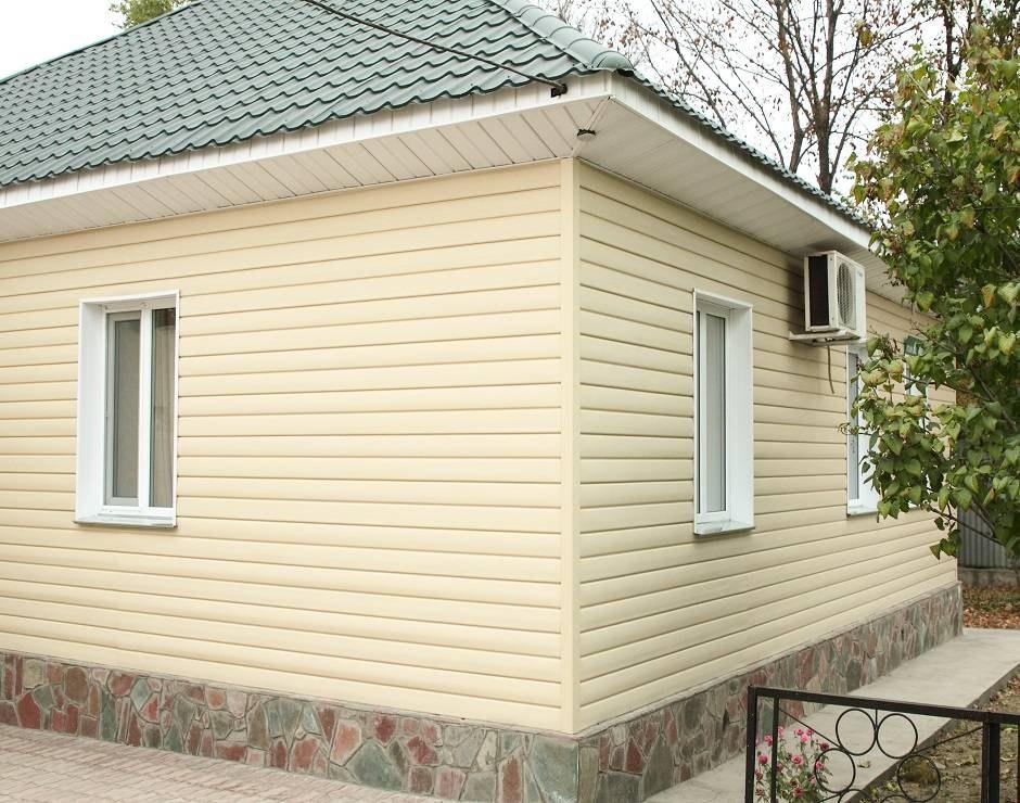 Сайдинг Ю-пласт виниловый Блок-Хаус панель 3,4х0,23. Блокхаус под сруб. Кофе с молоком - фото 4