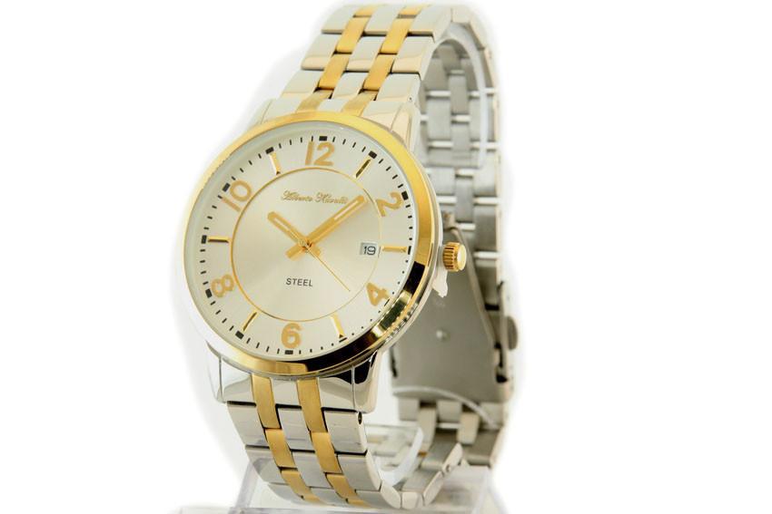 Мужские часы Alberto Kavalli S00548B Сталь + ПОДАРОК: Держатель для телефонa L-301