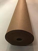 Крафт бумага упаковочная в рулоне 84 см*100 метров, пл. 70 г/м2, коричневая оберточная рулон  марка Е Беларусь
