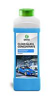 Grass Clean Glass Conc. 1л. Клининговое средство очиститель стекла.
