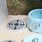 Дитяча ігрова дерев'яна кухня Wooden Toys Mini для дітей, фото 2