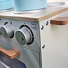 Дитяча ігрова дерев'яна кухня Wooden Toys Mini для дітей, фото 8
