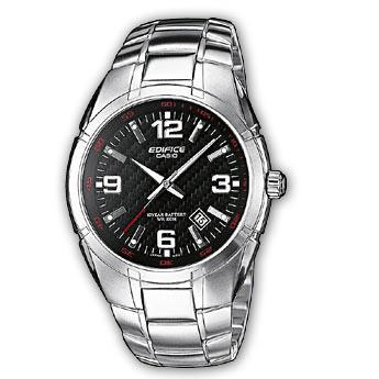 Наручные часы Casio EF-125D-1AVEF + ПОДАРОК: Держатель для телефонa L-301