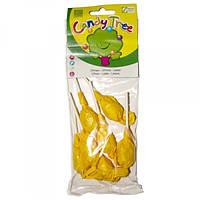 Леденцы на палочке лимонные Candy Tree 7х10г