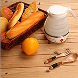 Складной дорожный чайник Kitfort КТ-670, фото 6