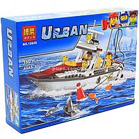 Конструктор Bela «Urban» - Рыбацкий катер, 160 деталей (10646)