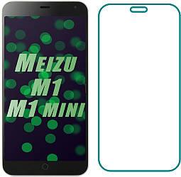 Защитное стекло Meizu M1/M1 mini (Прозрачное 2.5 D 9H) (Мейзу М1 Мини)
