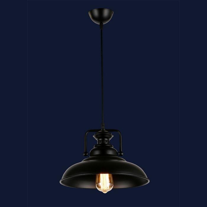 Светильник лофт Levistella 7546622-1 BK(320)
