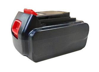 Аккумулятор для шуруповерта Black&Decker LB20 4.0Ah 20V черный