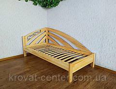 """Детская кровать из натурального дерева от производителя """"Радуга"""" угловая, фото 2"""