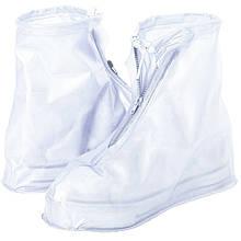 Бахилы от дождя для обуви 2day 39-43 Белые (2d-06)