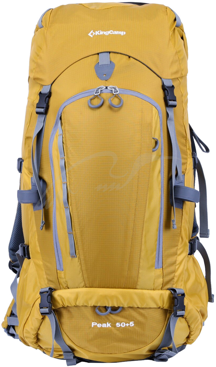 Рюкзак KingCamp Peak 50+5 ц:yellow