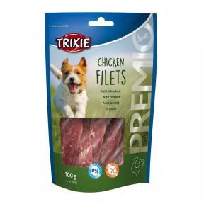 Premio Chicken Filets  лакомство для собак с курицей, Трикси 31532 Лакомство для собак Premio куриное филе Трикси 31532