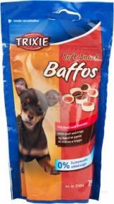Baffos  мягкое лакомство для собак с говядиной и рубцом, Трикси 31494 Мягкая закуска для собак с говядиной и рубцом Трикси 31494