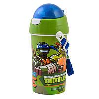 Бутылка для воды 1 Вересня TMNT, 500 мл (355706)