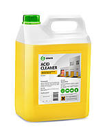 Grass ACID CLEANER Средство для мойки фасадов, пластика, кафеля, керамогранита 6,2 кг.