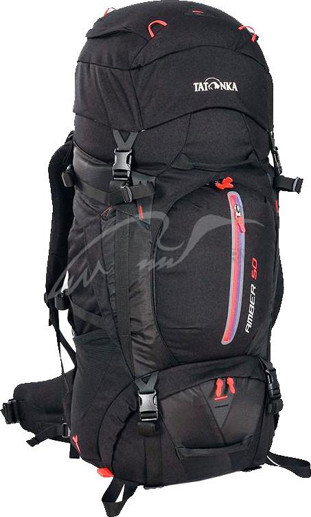 Рюкзак Tatonka Amber. Объем - 50 л. Цвет - черный
