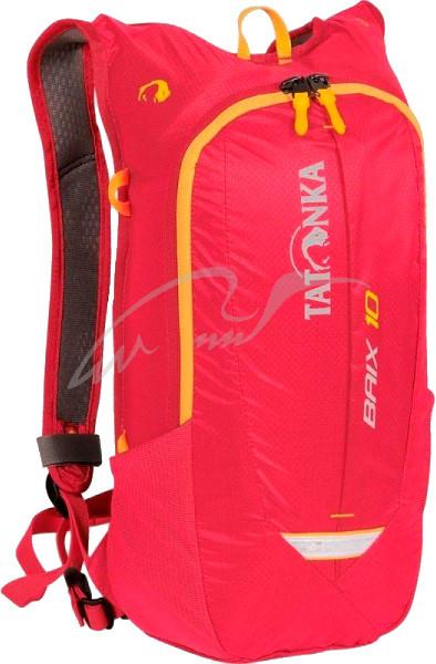 Рюкзак Tatonka Baix. Объем - 10 л. Цвет - красный