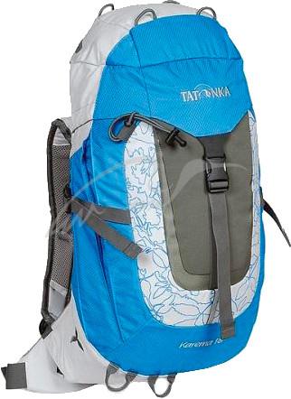 Рюкзак Tatonka KAREMA. Объем - 18 л. Цвет - blue/grey