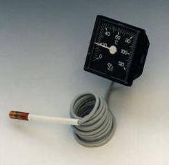 Atmos тepмометр двухконтурный 110°C, фото 2