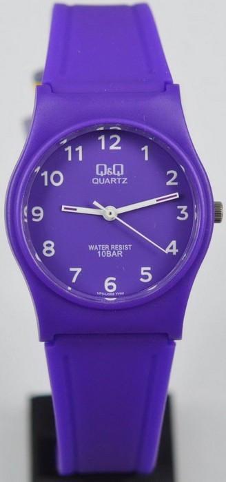 Женские часы Q&Q VP34-068 + ПОДАРОК: Настенный Фонарик с регулятором BL-8772A