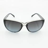 Чёрные женские солнцезащитные очки Burberry