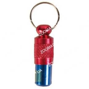 Медальон-адресник сине-красный, Трикси 2279 Именнушка, Трикси 2279