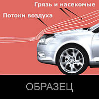 "Мухобойка VW Caddy  96-04 ""VIP"" VW31"