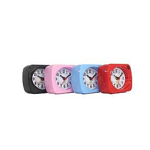Настольные часы-будильник кварцевые XD-134, фото 2