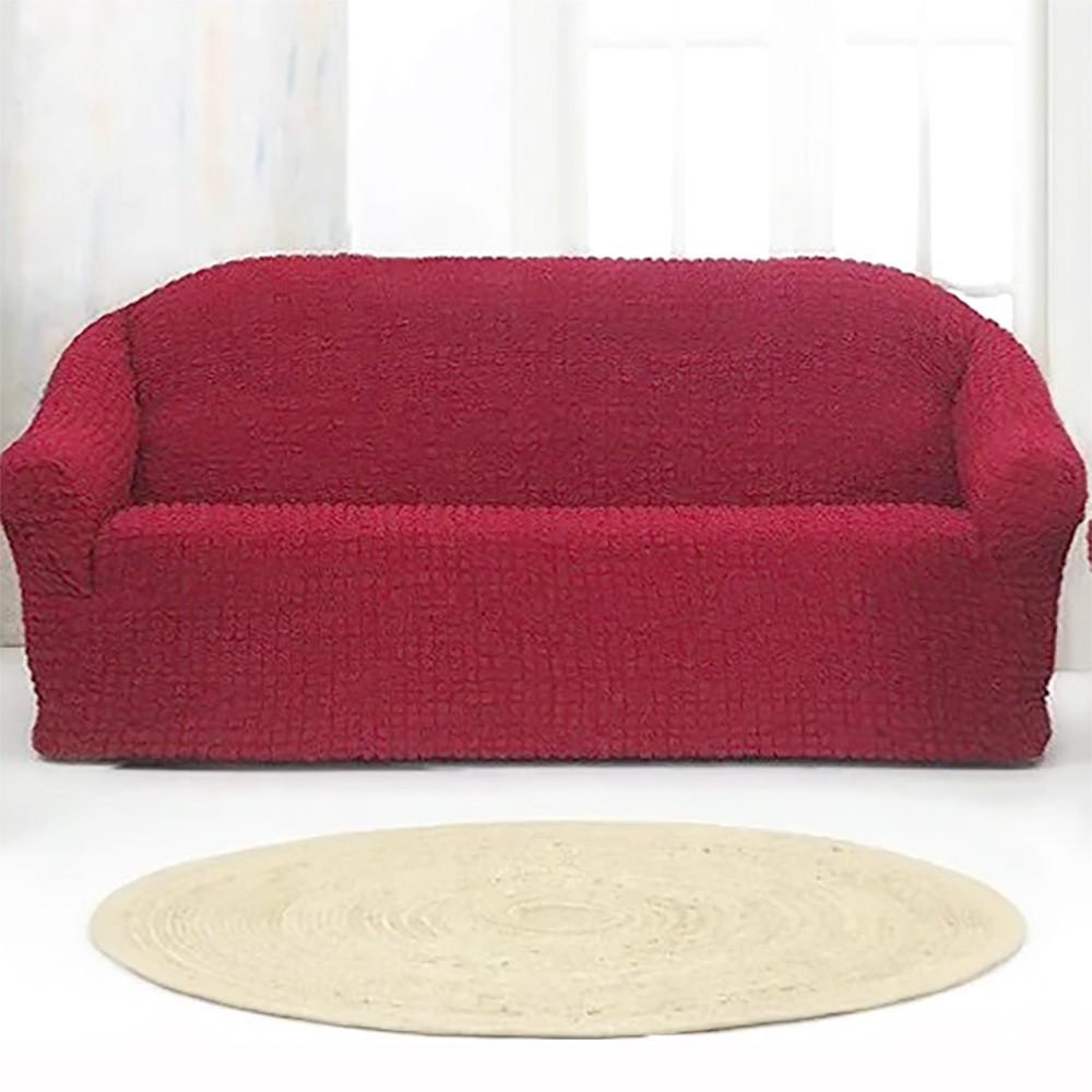 Накидка для дивана Grand 170*230 Бордовая
