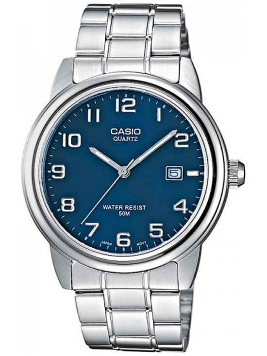 Наручные часы Casio MTP-1221A-2AVEF + ПОДАРОК: Настенный Фонарик с регулятором BL-8772A