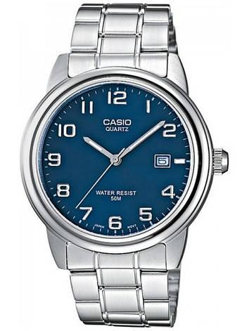 Наручные часы Casio MTP-1221A-2AVEF + ПОДАРОК: Настенный Фонарик с регулятором BL-8772A, фото 2