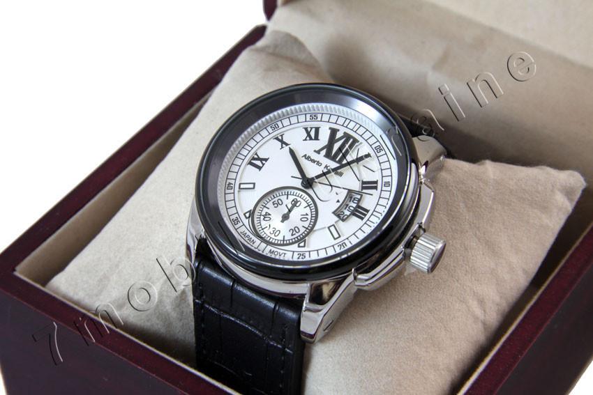 Мужские часы Alberto Kavalli 09418 + ПОДАРОК: Настенный Фонарик с регулятором BL-8772A