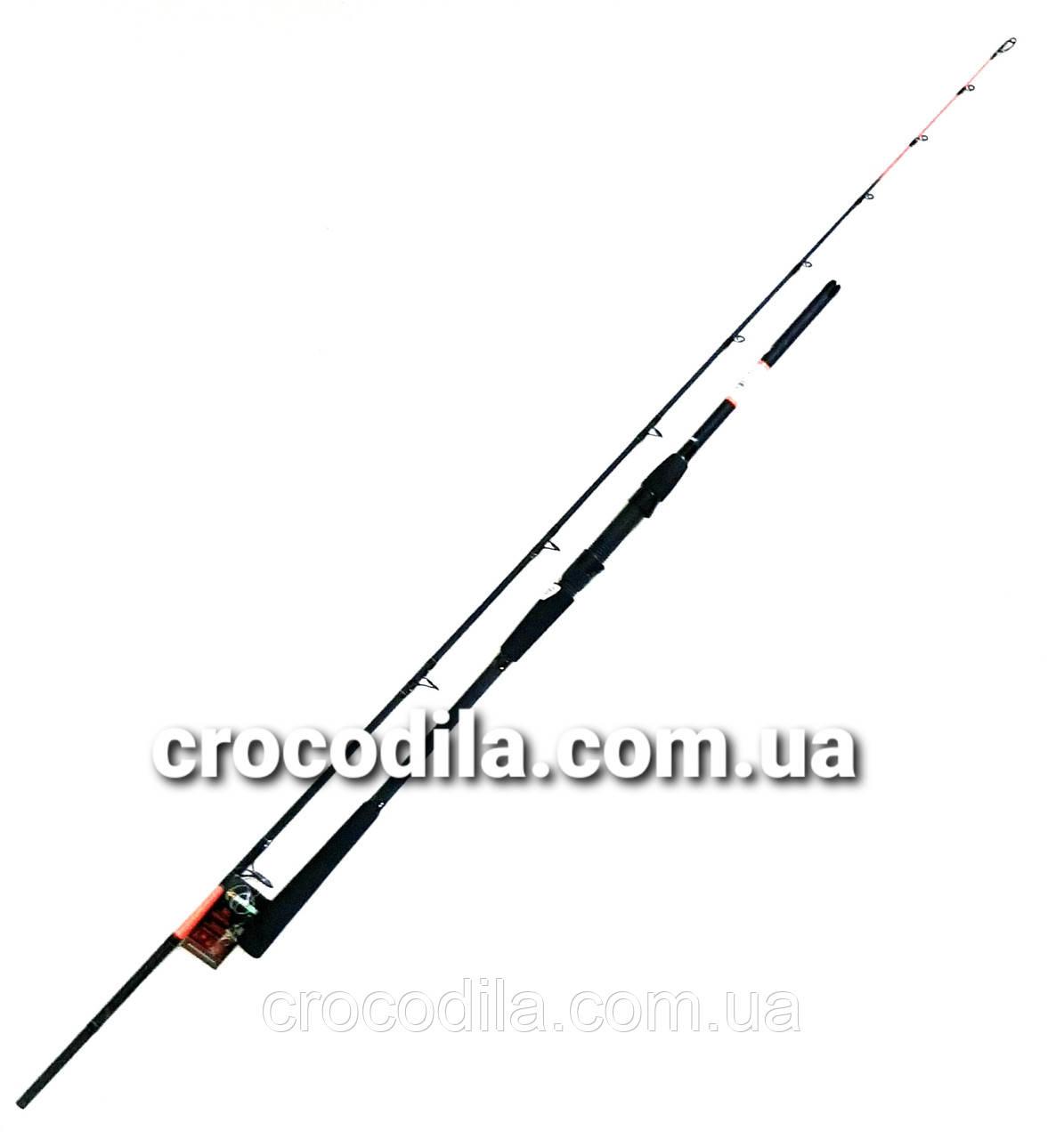 Лодочное бортовое удилище Siweida Waterfowl 2.4 м до 150 грамм