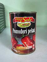 Томаты консервированные Pomodori pelati 400 г