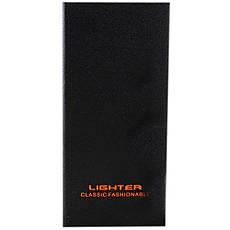 Спиральная USB зажигалка  Lighter Серебро, фото 3