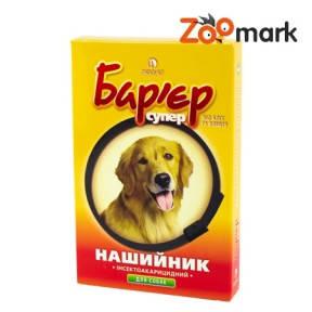 Барьер  ошейник от блох и клещей для собак  2
