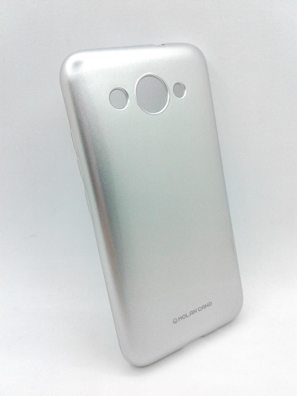 Чехол Xiaomi Redmi 5 Silicon Molan Shining №10 (стальной)