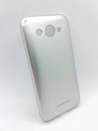 Чехол Xiaomi Redmi 5 Silicon Molan Shining №10 (стальной), фото 2