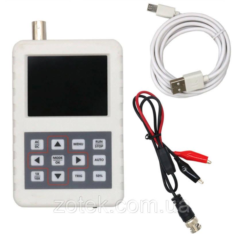 Осциллограф ADS2050H  DSO FNIRSI PRO 5 мГц 20MSa/s Цифровой портативный карманный