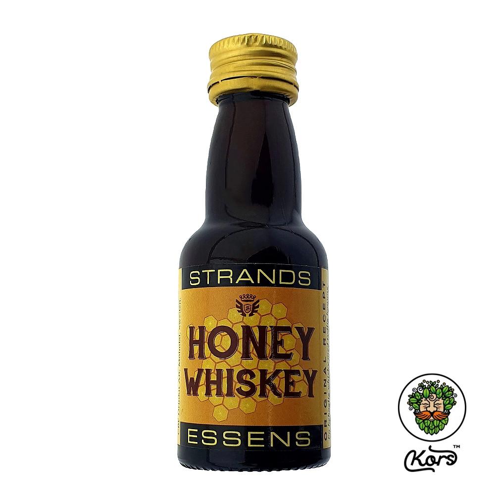 Ароматизатор-эссенция Strands Honey whiskey 25 мл.