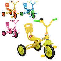 Детский трехколесный велосипед Bambi M 1190