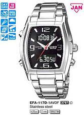 Мужские часы Casio efa-117d-1avef, фото 3
