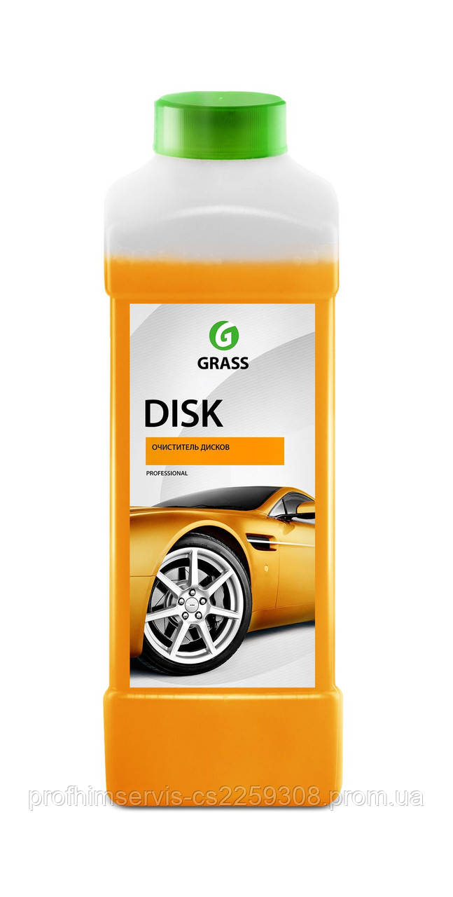 GRASS Очиститель дисков Disk 1 л.