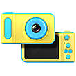 Детский цифровой фотоаппарат Smart Kids Camera V7----СИНИЙ, фото 3