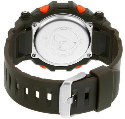 Мужские часы Q&Q M136J003Y + ПОДАРОК: Настенный Фонарик с регулятором BL-8772A, фото 2